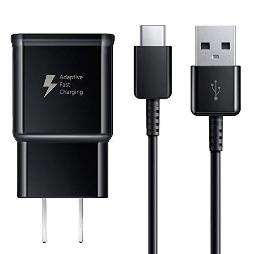 zoyuzan Adaptive Fast Charger with Type C Cable Compatible Samsung Galaxy S9...