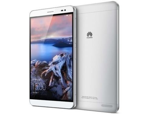Huawei Mediapad X2 (GEM-702L) 16GB Silver, Dual Sim, 7.0 inch, 3GB ROM - Unlocked International Model - No Warranty