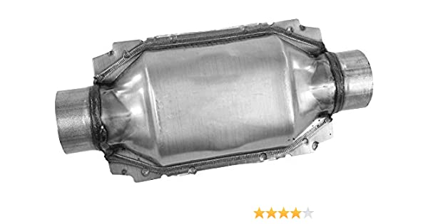 Catalytic Converter-EPA Ultra Universal Converter Walker 93203
