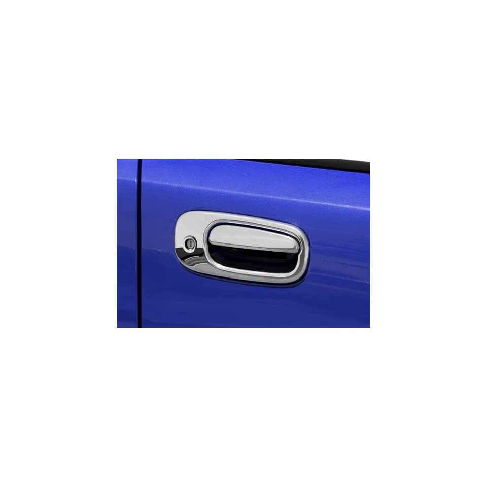 Dodge Charger 2005 2010 SES Chrome Door Handle Cover