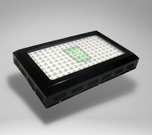G8LED 450 Watt LED Grow Light for Flowering BLOOM with Optimal 8-Band with Increased Red Spectra and Ultraviolet (UV) - 3 Watt Chips