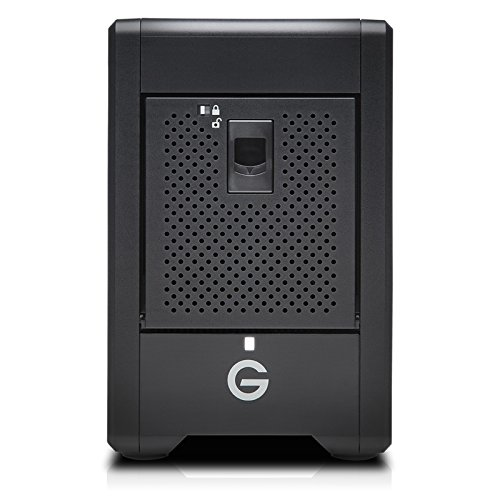 Used, G-Technology 32TB G-SPEED Shuttle Thunderbolt 3 - Transportable for sale  Delivered anywhere in USA