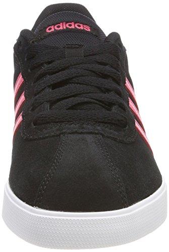 Rosrea Ftwbla Adidas para Negro Mujer Negbas 000 Zapatillas Courtset pYwxazS