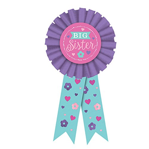 Big Sister Award Ribbon - Guest Pin