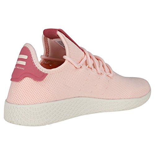 Zapatillas Mujer Rosa Tennis adidas PW Hu W Deporte de para 8q8wIf5z