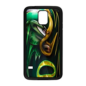 Distinctive green Christmas sweater Cell Phone Case for Samsung Galaxy S5