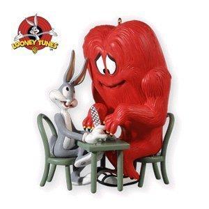 Hallmark Looney Tunes (2010 Hair Raising Hare Buggs Bunny Looney Tunes Hallmark Ornament)