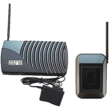 Amazon.com: Guardline Wireless Driveway Alarm Outdoor ...