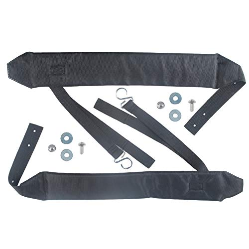 Backpack Blower Straps for Echo Replace C061000100, P021001770, 30030008260, P021001760, 30030008261 Fit Fits PB-260, PB-403, PB-403H, PB-403T Leaf Blower Shoulder Strap Kit
