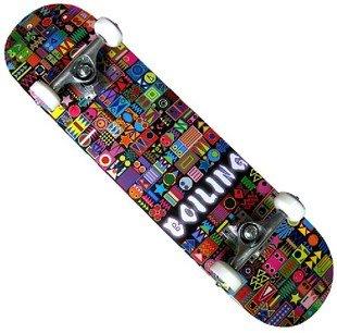 BOILING 002 スケートボード BOILING スケボー 完成品 B00FCWR3DI 002 B00FCWR3DI, 夷隅郡:a16d9087 --- m2cweb.com