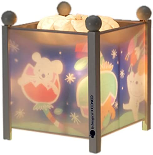 itsImagical - Kiconico Lamp-Carrousel, lámpara proyector ...