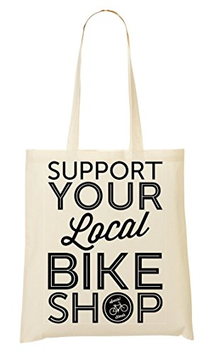 Cycling Support Local Bike Bolso De Mano Bolsa De La Compra