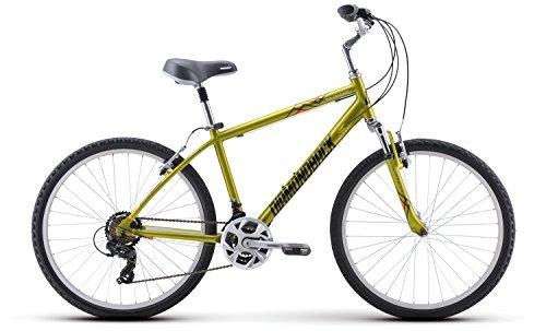 Diamondback Bicycles Wildwood Classic Comfort Bike, 17'/Medium, Green