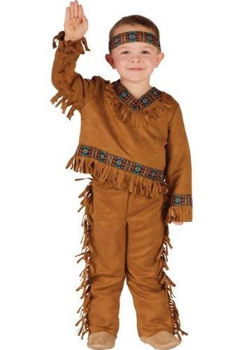 Native American - Toddler Small