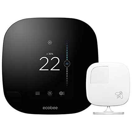 [Amazon Canada]HOT! Ecobee 3 HomeKit + 2 Additional Sensors $224.00