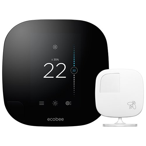 $219(was $299) ecobee 3 HomeKit Enabled Thermostat (Works with Amazon Alexa)