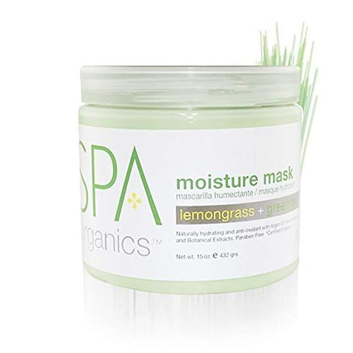 BCL Spa Lemongrass and Green Tea Moisture Masque, 16 -
