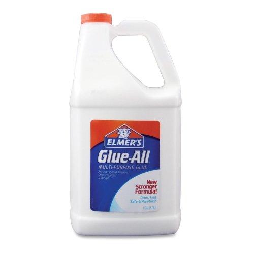 Elmers Glue-All All Purpose Glue - 1 gal - 1Each - White (Glue White)