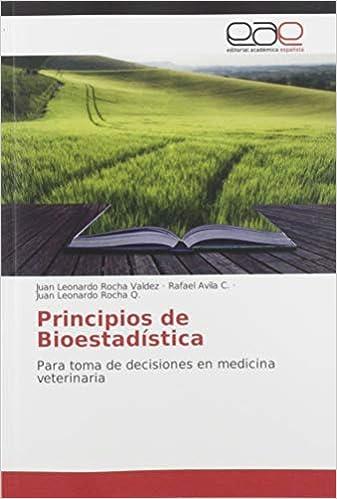Principios Bioestadística: Para