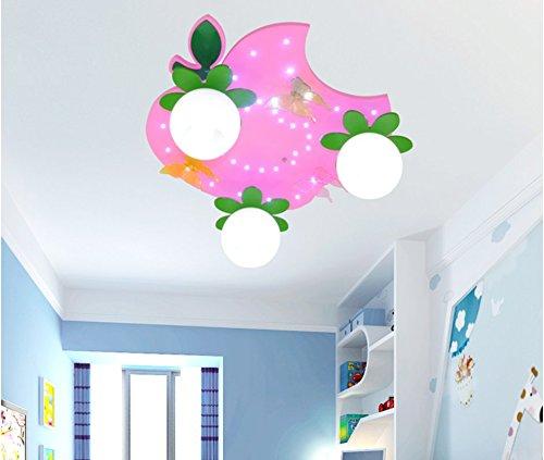 BCC - habitación de los niños lámpara de techo minimalista ...