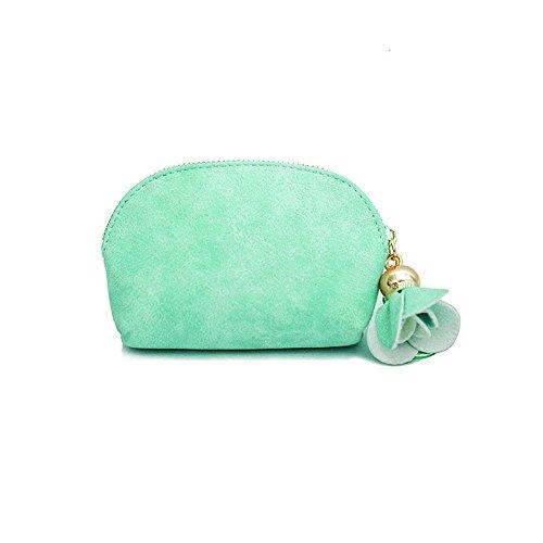 ff3a4125188 Refaxi Women Mini Tassel Wallet Card Holder Clutch Coin Purse ...