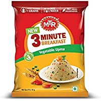 MTR Vegetable Upma Pouch, 60g