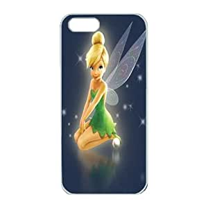 iphone 5 case,fashion Style Fancy Colorful Pattern PC Back Case Cover Fit for iphone 5,Tinker bell