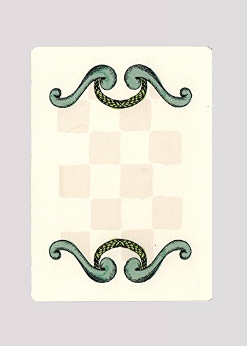 (PARCEL: CHECKERED Heraldry Stationery Set, 8 Cards & Envelopes, Part of the MARTHA STEWART AMERICAN MADE Collection)