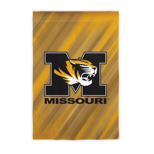 Team Sports America University of Missouri Tigers Two Sided Garden Flag with Metal Stand Review