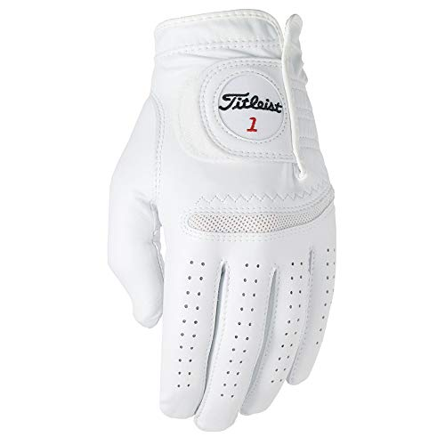 New Titleist Golf - MLH Perma Soft Golf Glove - Extra Large
