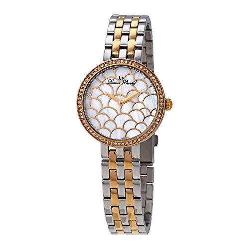 Lucien Piccard Ava Mother of Pearl Dial Ladies Watch LP-28022-SG-22MOP