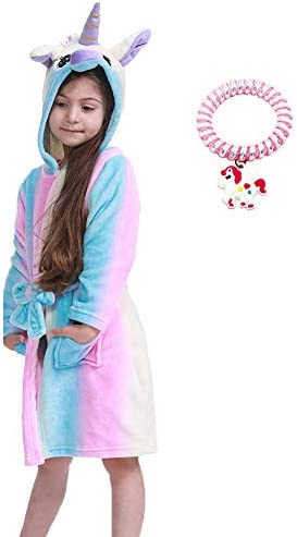 RGTOPONE Bathrobe Sleepwear Comfortable Loungewear
