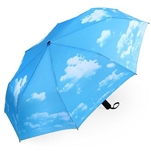 Design-Fashion-Interstellar-umbrella-Printed-Custom-Auto-Foldable-Sun-Rain-Anti-UV-Umbrella