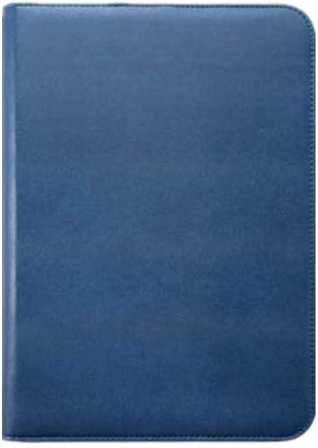 Yzibei Organizador de Carpetas de Documentos Multifuncional A4 Carpeta De La Cremallera Bolsa De La Cartera del Negocio De Administración De Negocios Organización del Documento para Tableta iPad