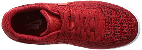 Nike Men's AF1 Ultra Flyknit Low Basketball Shoe Universtity Red/Unvrsty Red/Wht outlet Cheapest buy cheap footlocker pictures 5zVHC9l