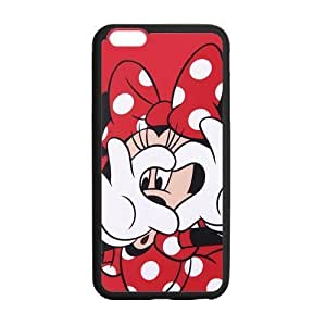 Cartoon Mickey Mouse TPU Cases Protector Snap On Cover For iPhone 6, iPhone 6 Case, 4.7 inch