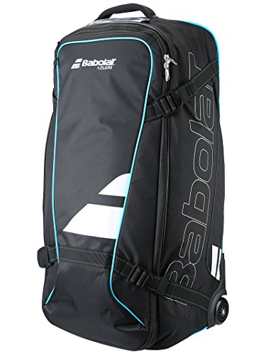 Babolat-Xplore Travel Tennis Bag Black and Blue-(3324921356365) for sale  Delivered anywhere in USA