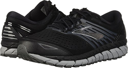 Brooks Men's Beast '18 Black/Grey/Silver 13 D US