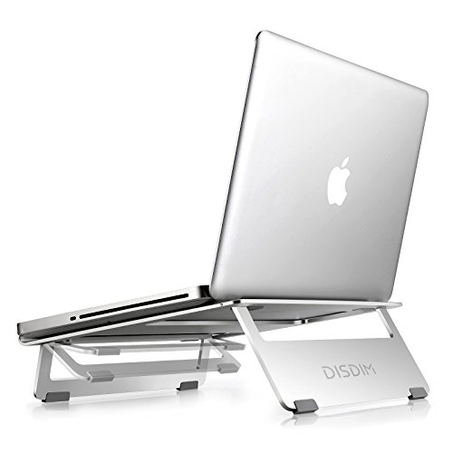 DISDIM Aluminum Foldable Notebook Height adjustable product image