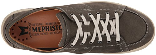 Mephisto Mens Jerome Oxford Graphite Sport Buck