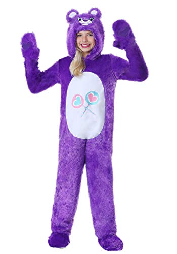Care Bears Child Classic Share Bear Costume Small Purple]()