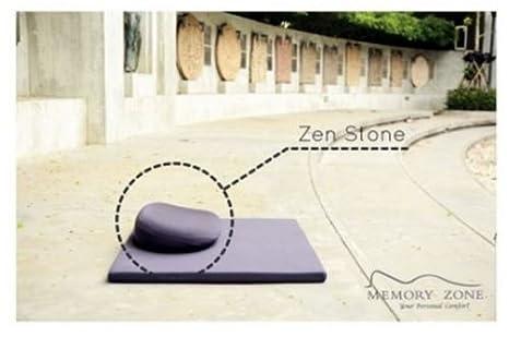 Amazon.com: ardzana Healthcare Zen Stone cojín cojín de ...