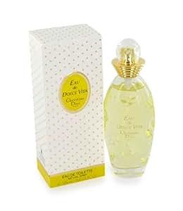 Eau De Dolce Vita by Christian Dior for Women - 3.4 oz EDT Spray
