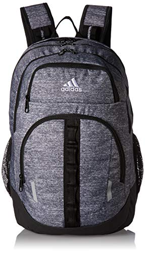 adidas Unisex Prime Backpack, Onix Jersey/Black, ONE SIZE (Adidas A)