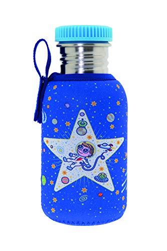 Botella Basica Inox. 0.50 L + F. Lj Space Oddity