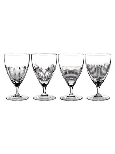 Clear All Purpose, Set of 4