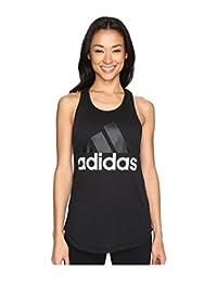 adidas Women's Essentials Linear Loose Tank Top