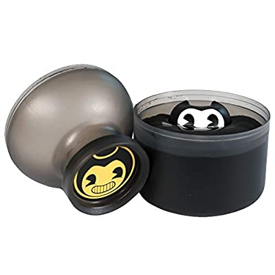Bendy and the Ink Machine - Ink Slime with Mystery Figure Head assorted Blind Jar: Toys & Games