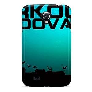 NikRun Perfect Tpu Case For Galaxy S4/ Anti-scratch Protector Case (parkour Moldova 2 Sport)