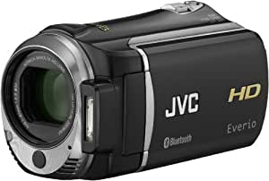 JVC GZ-HM550 High Definition Camcorder